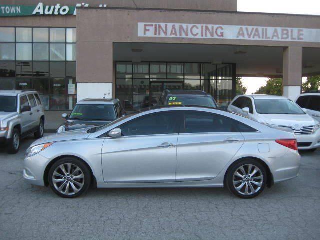 2012 Hyundai Sonata for sale at Raytown Auto Mall Enterprise in Raytown MO