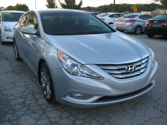 2012 Hyundai Sonata for sale at Raytown Auto Mall Enterprise in Raytown MO