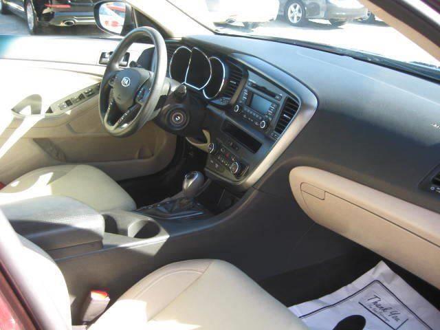 2013 Kia Optima for sale at Raytown Auto Mall Enterprise in Raytown MO