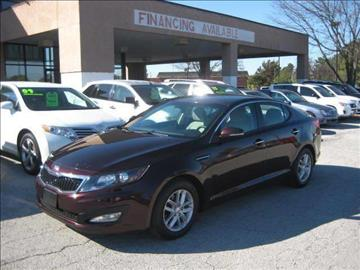 2013 Kia Optima for sale at Raytown Auto Mall Enterprise in Raytown MO