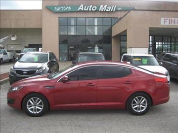 2011 Kia Optima for sale at Raytown Auto Mall Enterprise in Raytown MO