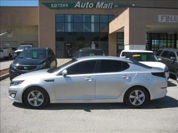 2014 Kia Optima for sale at Raytown Auto Mall Enterprise in Raytown MO