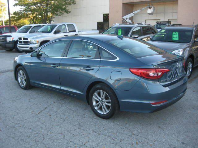 2015 Hyundai Sonata for sale at Raytown Auto Mall Enterprise in Raytown MO