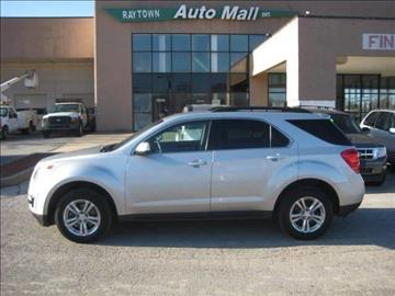 2010 Chevrolet Equinox for sale at Raytown Auto Mall Enterprise in Raytown MO
