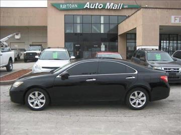 2007 Lexus ES 350 for sale at Raytown Auto Mall Enterprise in Raytown MO