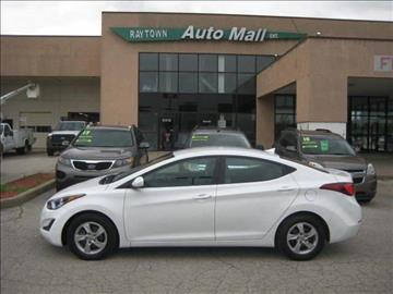 2015 Hyundai Elantra for sale at Raytown Auto Mall Enterprise in Raytown MO