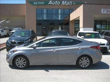 2014 Hyundai Elantra for sale at Raytown Auto Mall Enterprise in Raytown MO