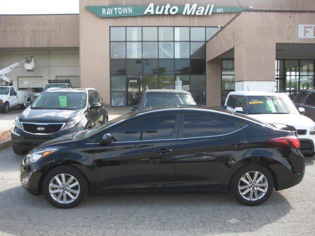 2015 Hyundai Elantra for sale at Raytown Auto Mall Enterprise in Raytown MO