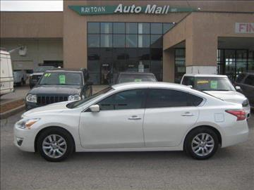 2015 Nissan Altima for sale at Raytown Auto Mall Enterprise in Raytown MO