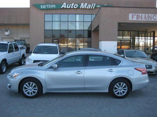 2013 Nissan Altima for sale at Raytown Auto Mall Enterprise in Raytown MO
