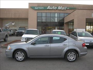 2014 Dodge Avenger for sale at Raytown Auto Mall Enterprise in Raytown MO