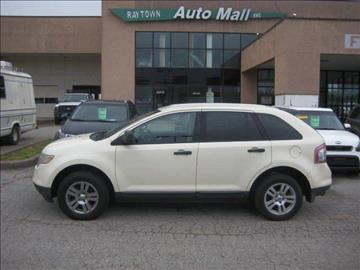 2008 Ford Edge for sale at Raytown Auto Mall Enterprise in Raytown MO