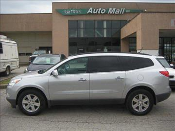 2011 Chevrolet Traverse for sale at Raytown Auto Mall Enterprise in Raytown MO