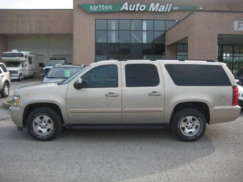 2007 Chevrolet Suburban for sale at Raytown Auto Mall Enterprise in Raytown MO