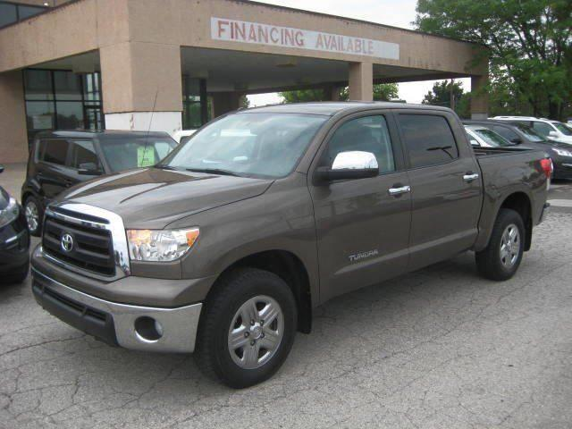 2012 Toyota Tundra for sale at Raytown Auto Mall Enterprise in Raytown MO