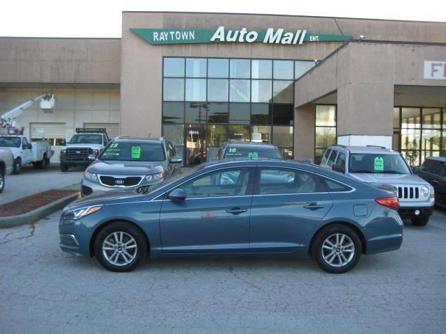 2015 Hyundai Sonata for sale at Raytown Auto Mall Enterprise in Raytown MO