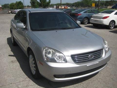 2008 Kia Optima for sale in Raytown, MO