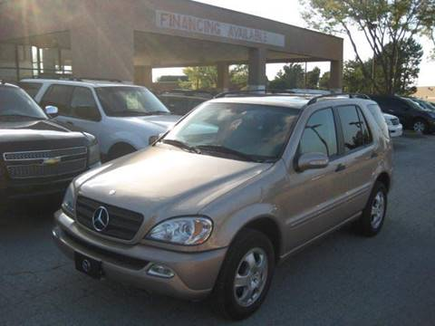 2003 Mercedes-Benz M-Class for sale in Raytown, MO