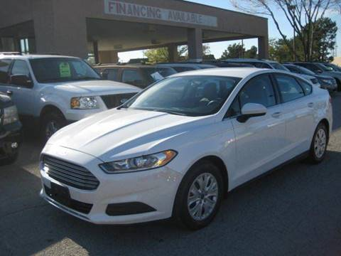2013 Ford Fusion for sale in Raytown, MO