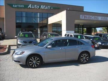 2013 Chrysler 200 for sale in Raytown, MO