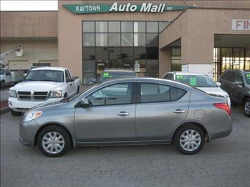 2012 Nissan Versa for sale in Raytown, MO