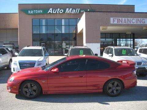 2006 Pontiac GTO for sale in Raytown, MO