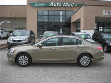 2010 Honda Accord for sale in Raytown, MO