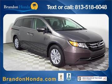 2016 Honda Odyssey for sale in Tampa, FL
