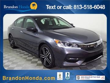 2017 Honda Accord for sale in Tampa, FL