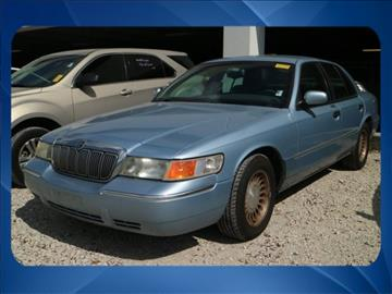 2000 Mercury Grand Marquis for sale in Tampa, FL
