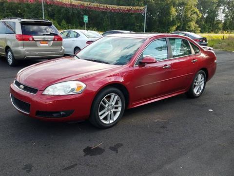 2013 Chevrolet Impala for sale in Alma, GA