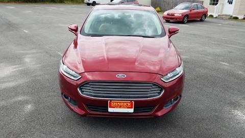 2013 Ford Fusion for sale in Alma, GA