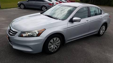 2011 Honda Accord for sale in Alma, GA
