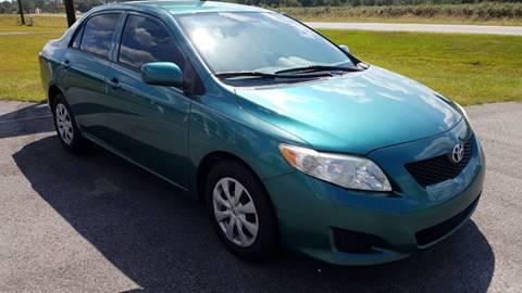 2009 Toyota Corolla for sale in Alma, GA
