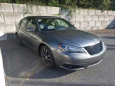 2011 Chrysler 200 for sale in Reading, PA