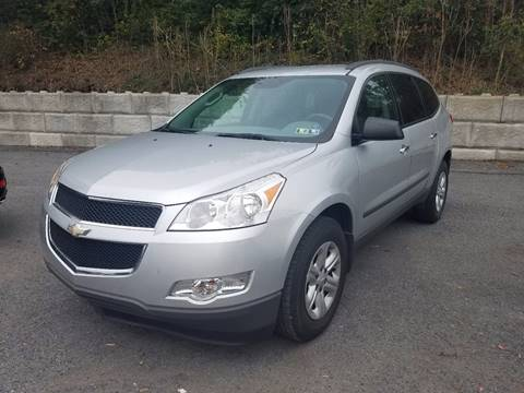 2012 Chevrolet Traverse for sale in Reading, PA