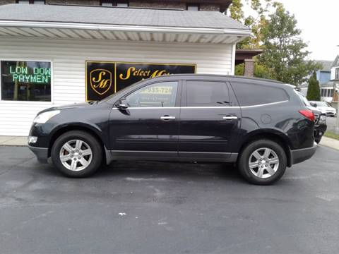 2012 Chevrolet Traverse for sale in Richmond, IN
