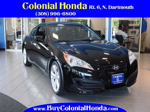 2011 Hyundai Genesis Coupe for sale in North Dartmouth, MA