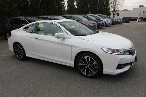 2016 Honda Accord for sale in North Dartmouth, MA