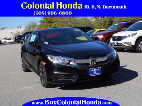 2016 Honda Civic for sale in North Dartmouth, MA