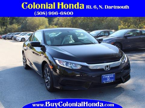 2016 Honda Civic for sale in North Dartmouth, MA