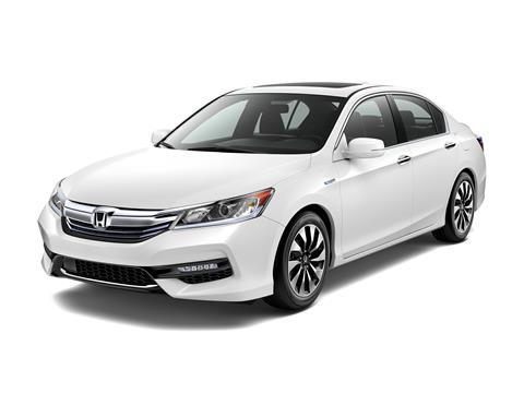 2017 Honda Accord Hybrid for sale in North Dartmouth, MA
