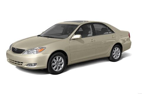 2003 Toyota Camry for sale in North Dartmouth, MA