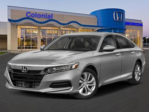 2019 Honda Accord for sale in North Dartmouth, MA
