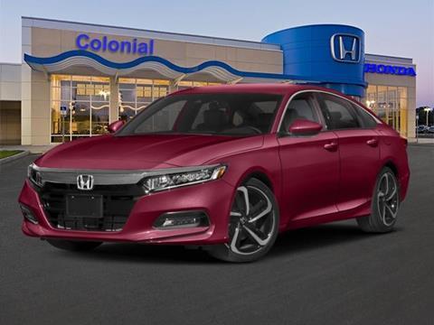 2018 Honda Accord for sale in North Dartmouth, MA