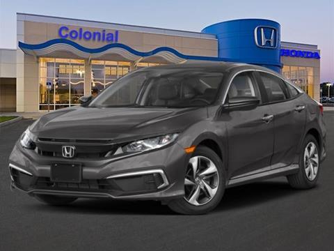 2019 Honda Civic for sale in North Dartmouth, MA