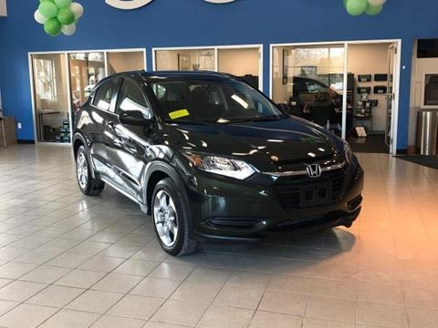 2017 Honda HR-V for sale in North Dartmouth, MA