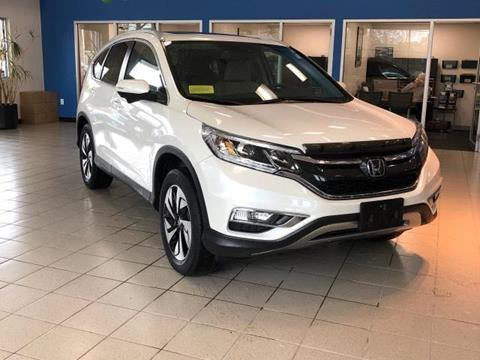 2016 Honda CR-V for sale in North Dartmouth, MA