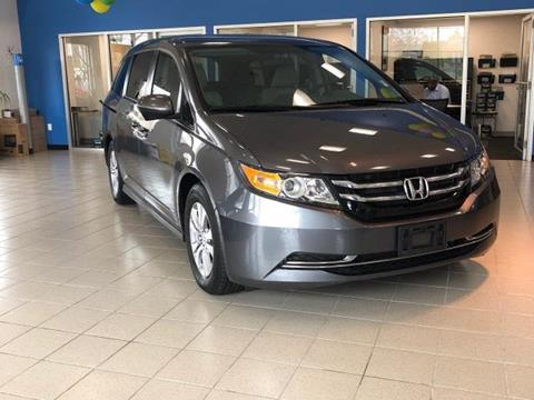 2017 Honda Odyssey for sale in North Dartmouth, MA