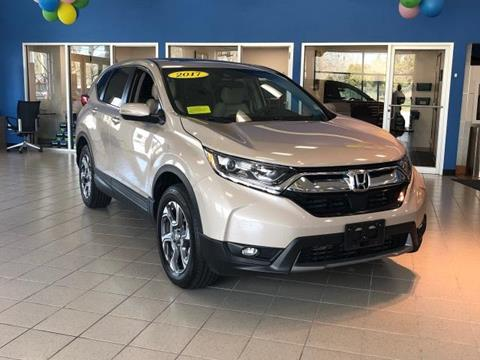 2017 Honda CR-V for sale in North Dartmouth, MA